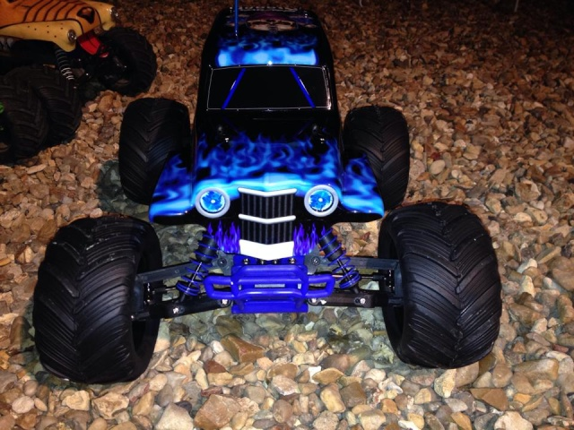 Mon ex FG Monster Beetle & mes autres ex rc non short course 15267610