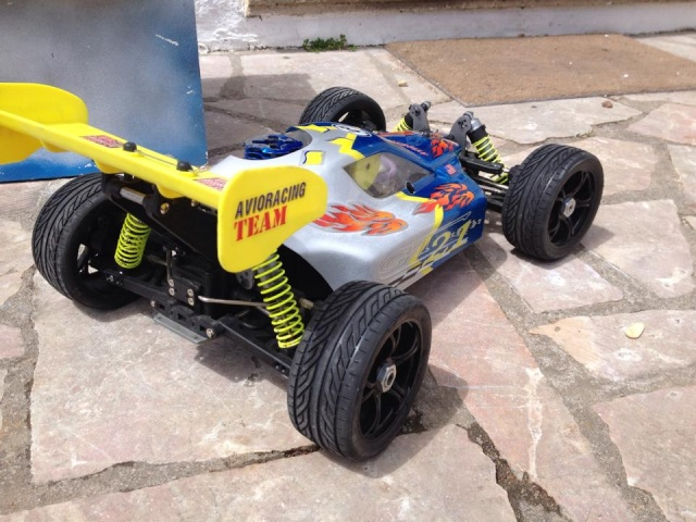 Mon ex FG Monster Beetle & mes autres ex rc non short course 15576410