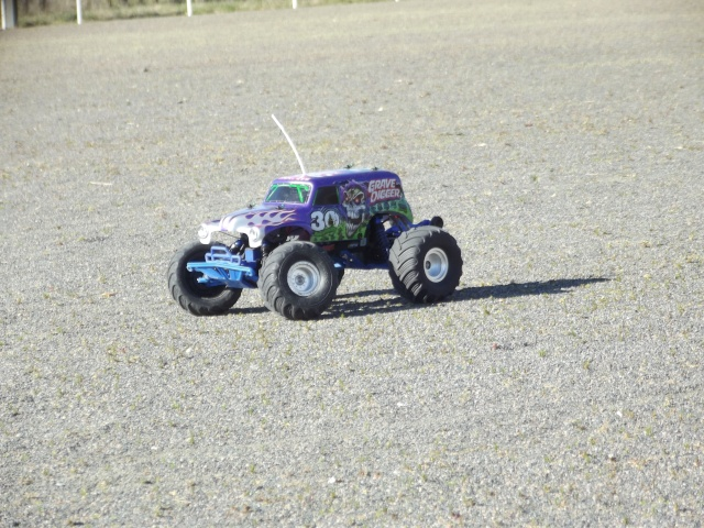 Mon ex FG Monster Beetle & mes autres ex rc non short course Dscf2028