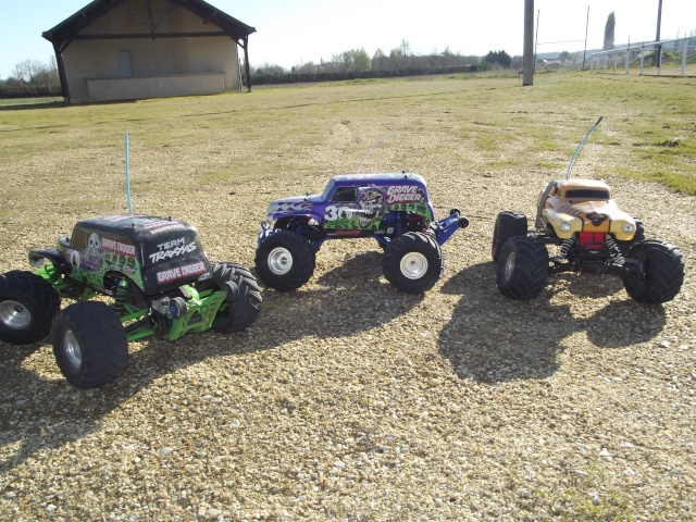 Mon ex FG Monster Beetle & mes autres ex rc non short course Dscf2029