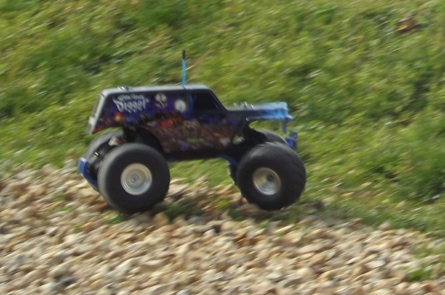 Mon ex FG Monster Beetle & mes autres ex rc non short course Dscf2041