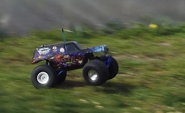 Mon ex FG Monster Beetle & mes autres ex rc non short course Dscf2046