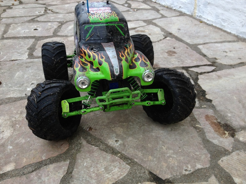 Mon ex FG Monster Beetle & mes autres ex rc non short course Img_0016
