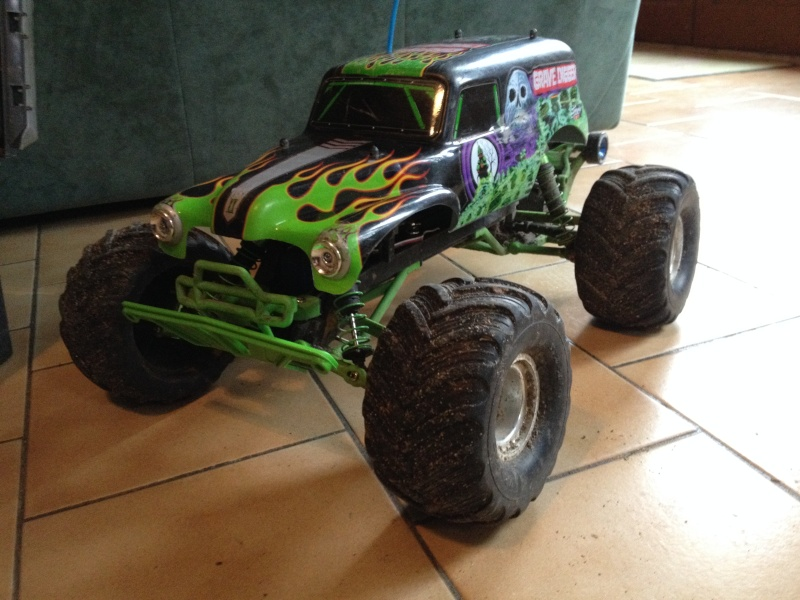Mon ex FG Monster Beetle & mes autres ex rc non short course Img_0021