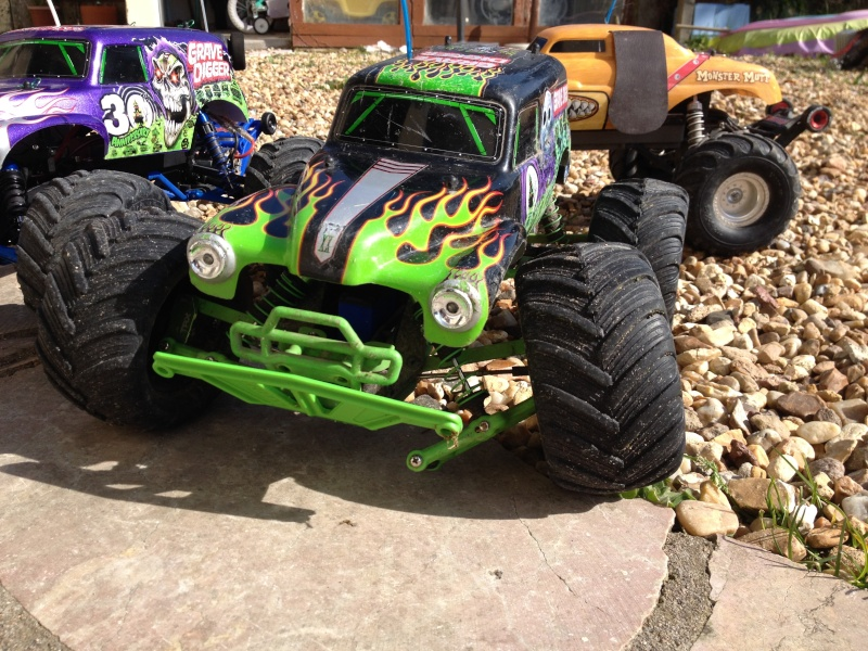 Mon ex FG Monster Beetle & mes autres ex rc non short course Img_0354