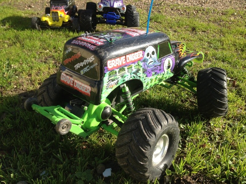Mon ex FG Monster Beetle & mes autres ex rc non short course Img_3634