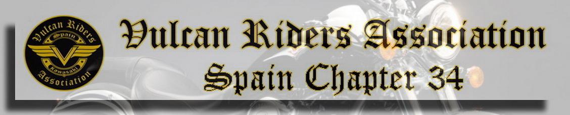 Vulcan Riders Association Spain