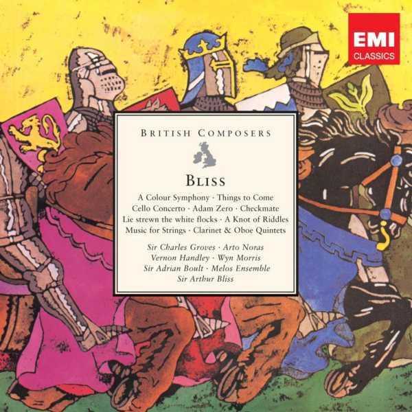 Arthur Bliss (1891-1975) 50999010