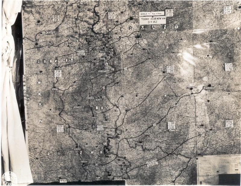 Cartes de progression de la 9th army us 05map_10