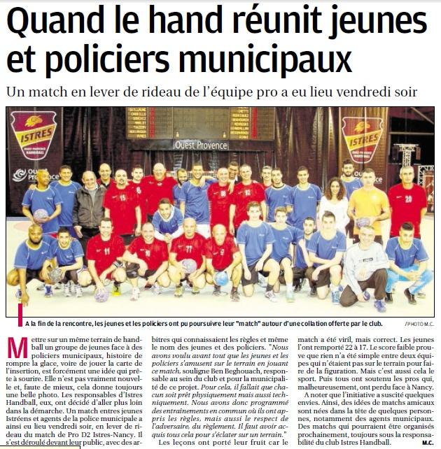 SPORTS DES CLUBS DE  MARSEILLE OU DE SA PERIPHERIE ........... - Page 4 15_bmp11