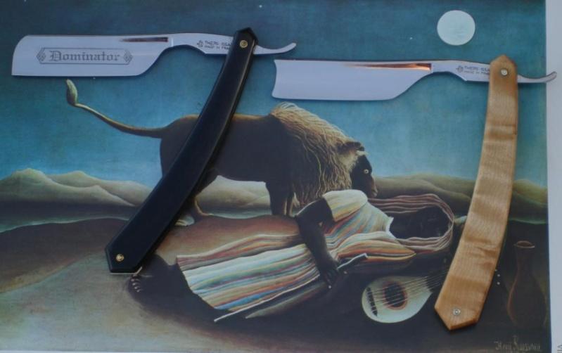 Mes bricolages et mon matériel de pogonome 113