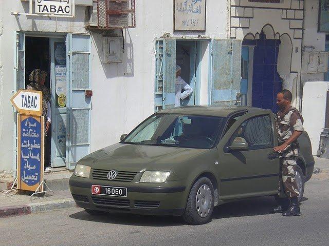 Tunisia 16734410