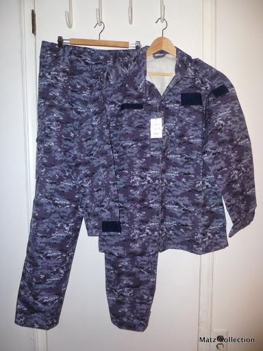 Japan Navy Digital Uniform (Marine Defense Forces) P1030116