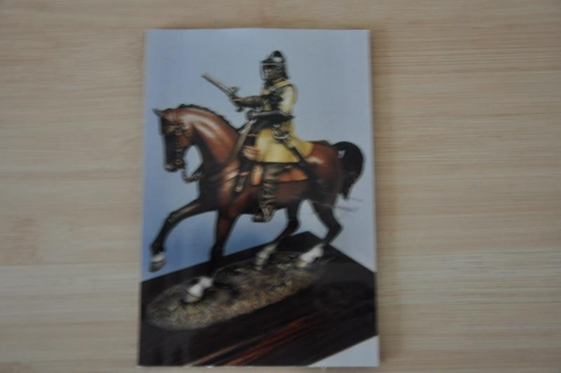 Cavalier parlementaire- Guerre civile anglaise 1645- 80 mm Border Miniatures - Terminé   Dsc_0010