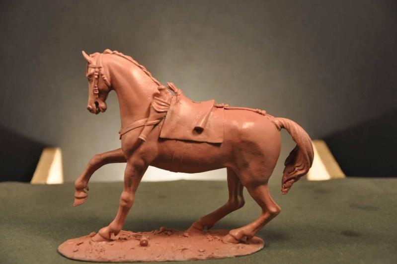 Cavalier parlementaire- Guerre civile anglaise 1645- 80 mm Border Miniatures - Terminé   Dsc_0011