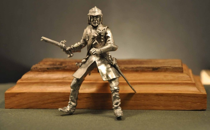 Cavalier parlementaire- Guerre civile anglaise 1645- 80 mm Border Miniatures - Terminé   Dsc_0012