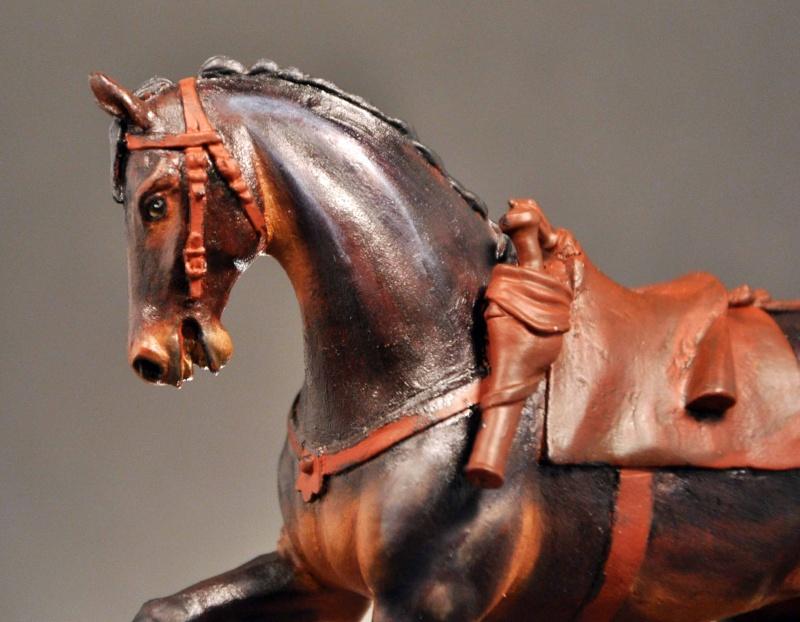 Cavalier parlementaire- Guerre civile anglaise 1645- 80 mm Border Miniatures - Terminé   Dsc_0015