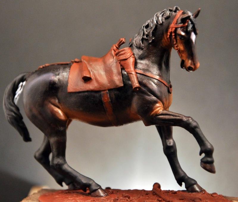 Cavalier parlementaire- Guerre civile anglaise 1645- 80 mm Border Miniatures - Terminé   Dsc_0016