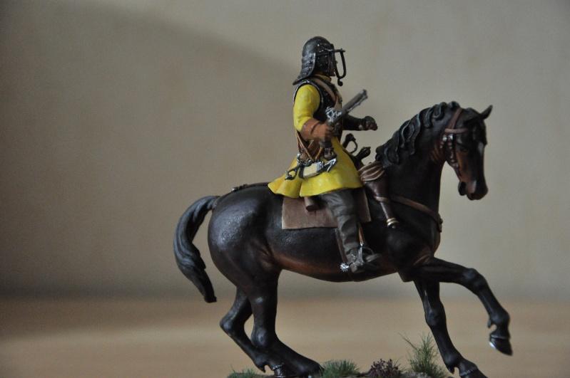 Cavalier parlementaire- Guerre civile anglaise 1645- 80 mm Border Miniatures - Terminé   - Page 2 Dsc_0021