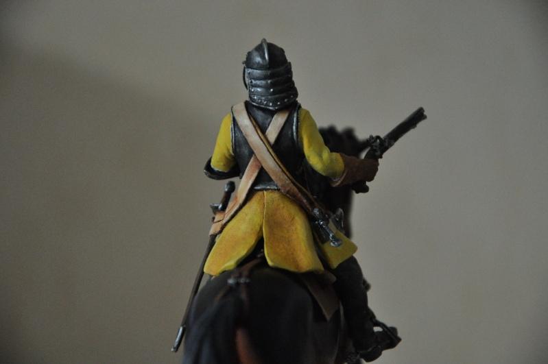 Cavalier parlementaire- Guerre civile anglaise 1645- 80 mm Border Miniatures - Terminé   - Page 2 Dsc_0025