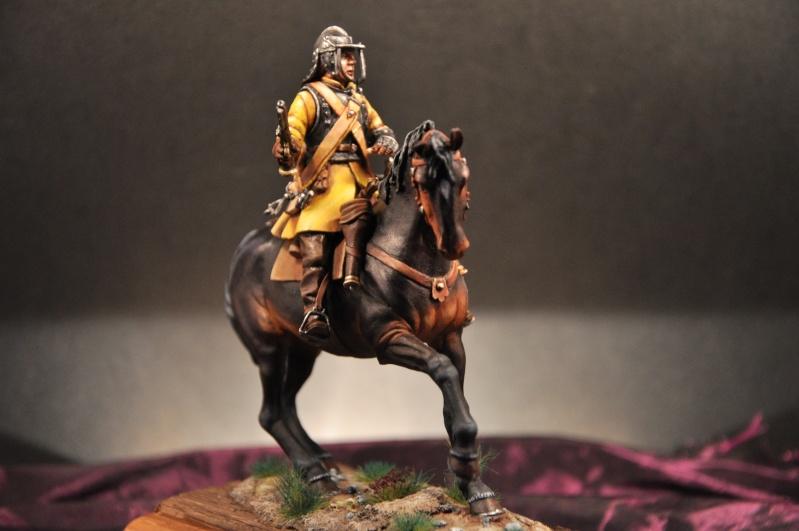 Cavalier parlementaire- Guerre civile anglaise 1645- 80 mm Border Miniatures - Terminé   - Page 2 Dsc_0028