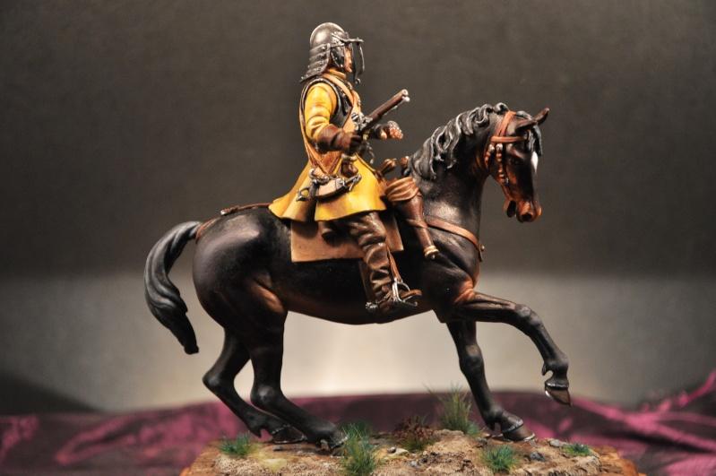 Cavalier parlementaire- Guerre civile anglaise 1645- 80 mm Border Miniatures - Terminé   - Page 2 Dsc_0029
