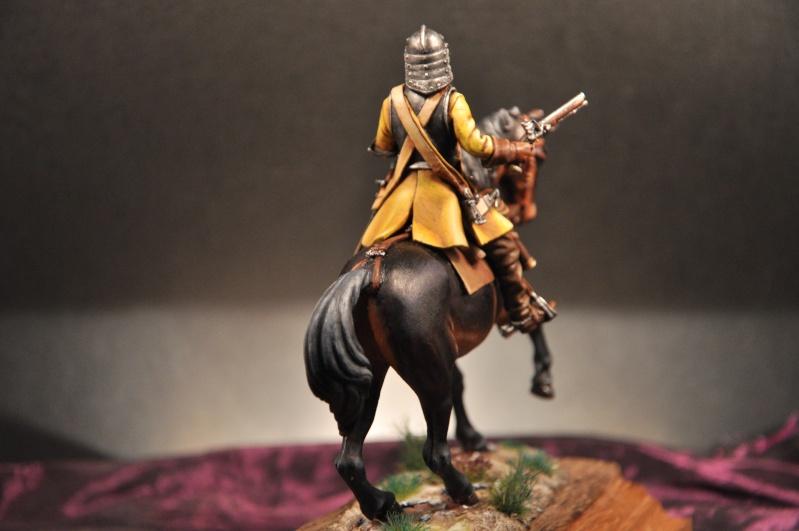 Cavalier parlementaire- Guerre civile anglaise 1645- 80 mm Border Miniatures - Terminé   - Page 2 Dsc_0030