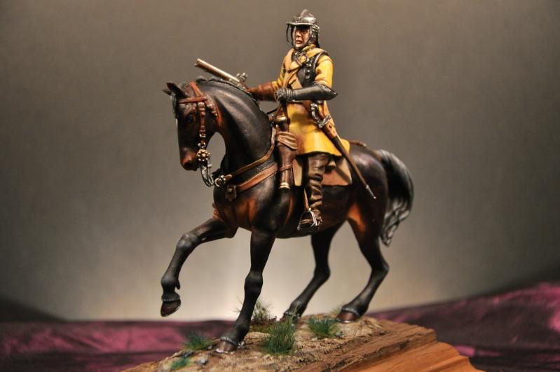 Cavalier parlementaire- Guerre civile anglaise 1645- 80 mm Border Miniatures - Terminé   - Page 2 Dsc_0035