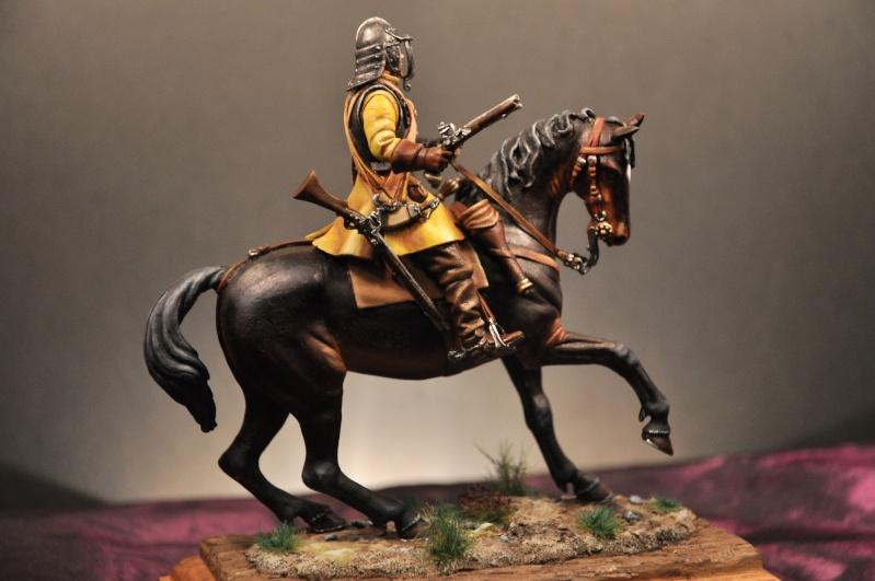 Cavalier parlementaire- Guerre civile anglaise 1645- 80 mm Border Miniatures - Terminé   - Page 2 Dsc_0037