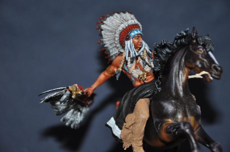 Chef sioux tribu des Lakotas- 90 mm PEGASO. La fin Dsc_0063