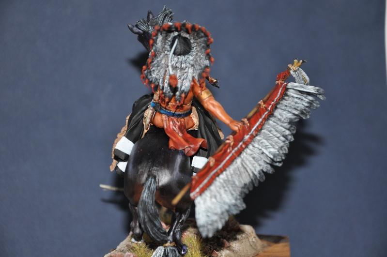 Chef sioux tribu des Lakotas- 90 mm PEGASO. La fin Dsc_0065