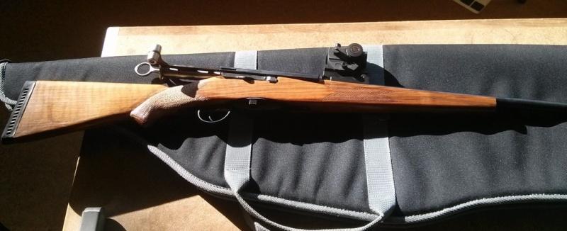 K31 de chasse 31a10