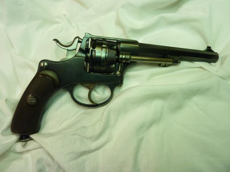 Revolver WF 1878 à la maison. Rechargement de la 1878 10.4mm Bp104010