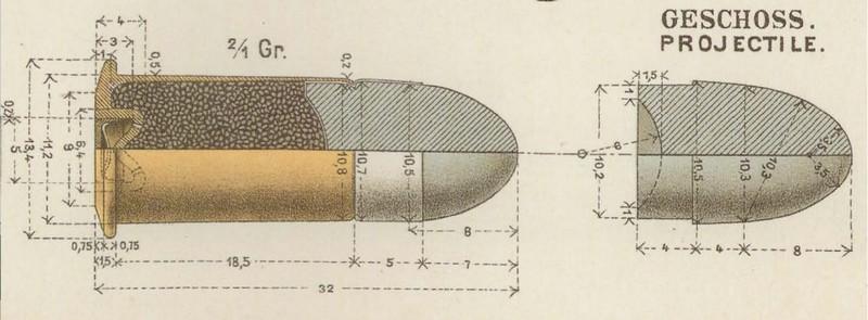 Revolver WF 1878 à la maison. Rechargement de la 1878 10.4mm Cotes_10