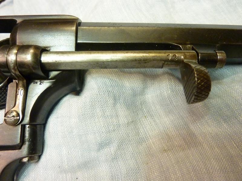 Revolver WF 1878 à la maison. Rechargement de la 1878 10.4mm Gp104010