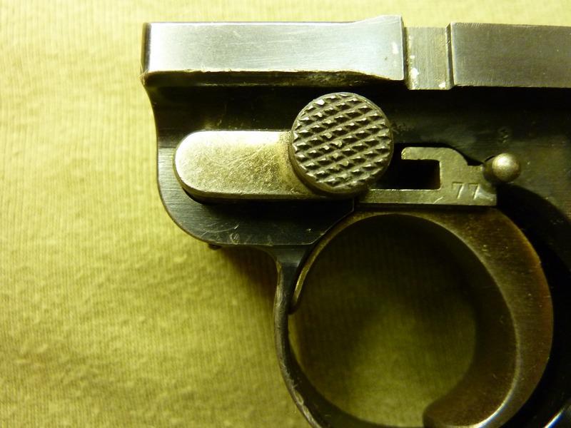 P08 WW1 régimenté de 1911 P1030515