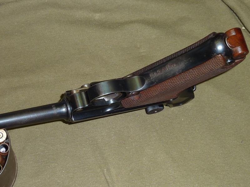 P08 WW1 régimenté de 1911 P1030523