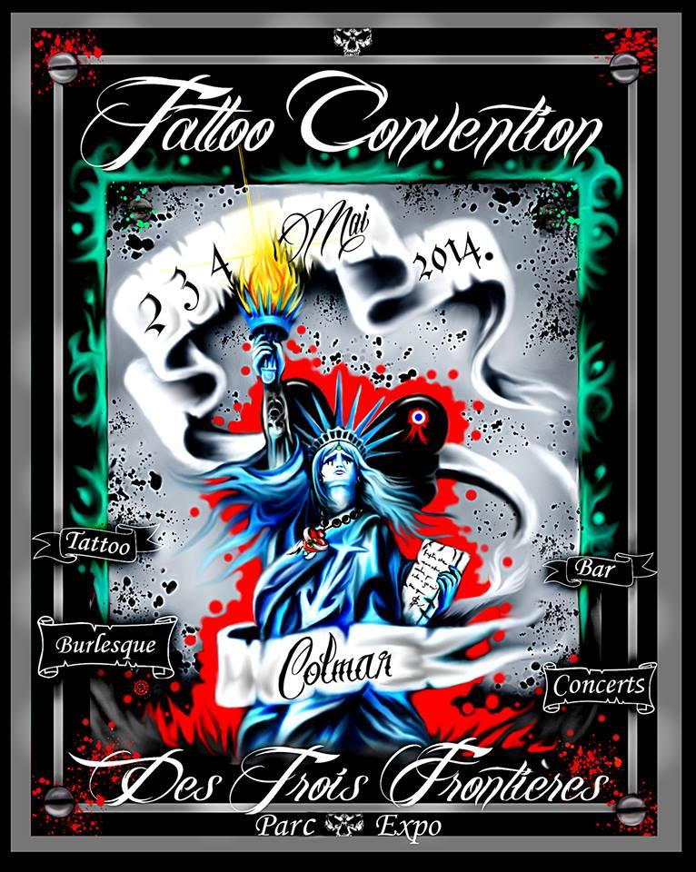 Manifestation / Fiesta   2 - 3 - 4 MAI 2014 68000 COLMAR  15039010