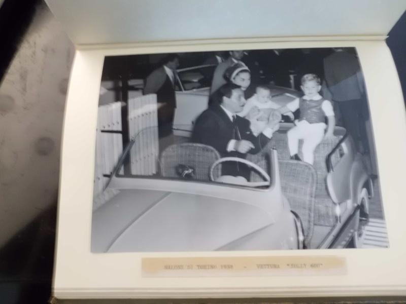 60 Ans de la présentation du 1er prototype Karmann ghia T14 60_yea10