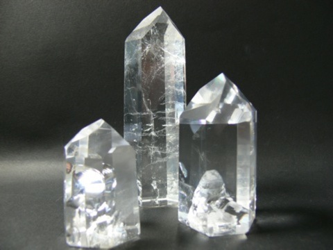 Le cristal de roche: vos ressenties et vos expériences Pointe10