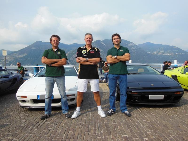ELMO Car Care vs Lotus Elise S2 laser blu Dscn1314