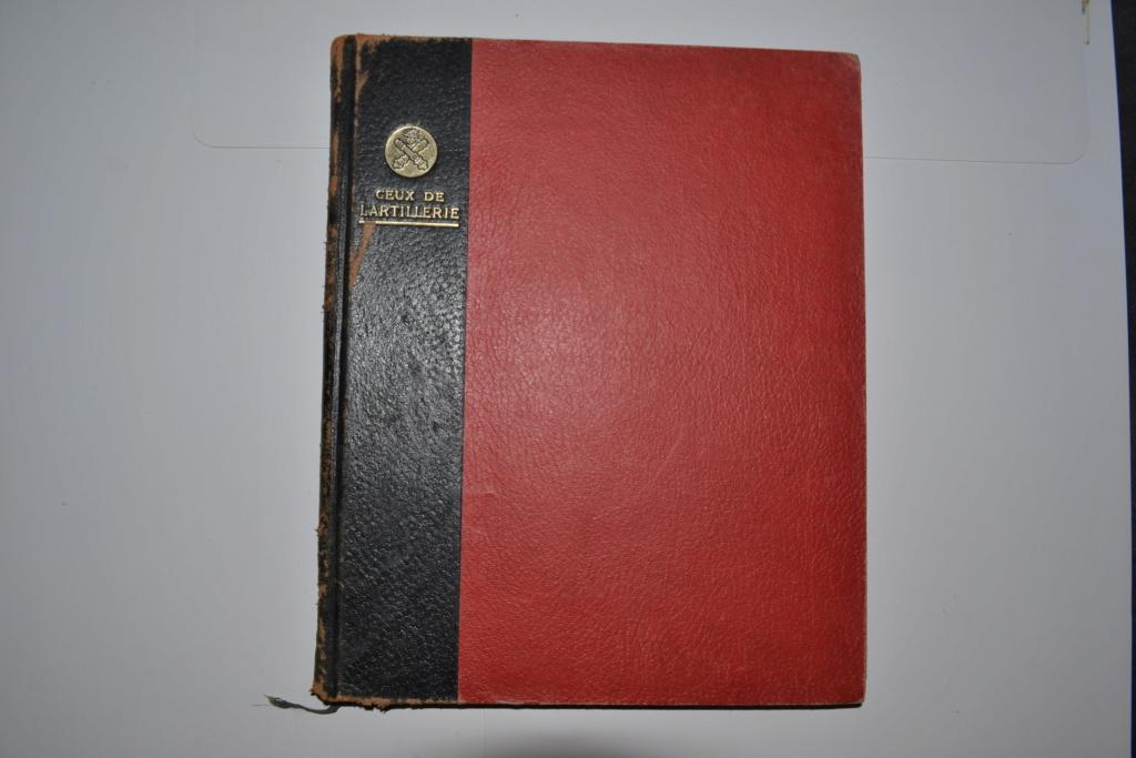 Livre CEUX DE L'ARTILLERIE Campagne de France 1940 édité en 1941. ESC - DEC 5 Dsc_0019