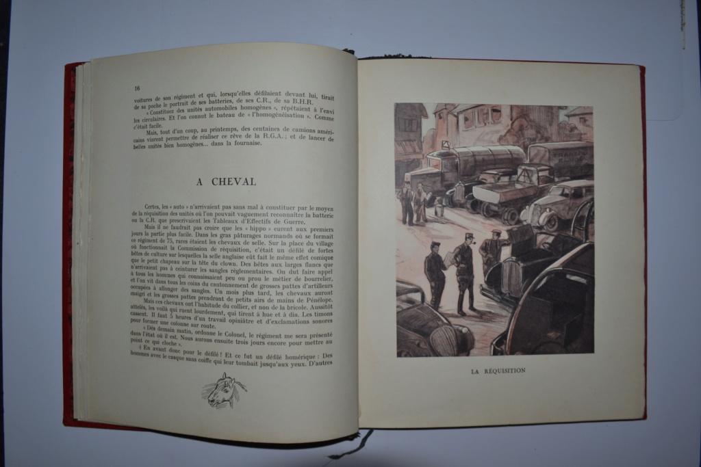Livre CEUX DE L'ARTILLERIE Campagne de France 1940 édité en 1941. ESC - DEC 5 Dsc_0021