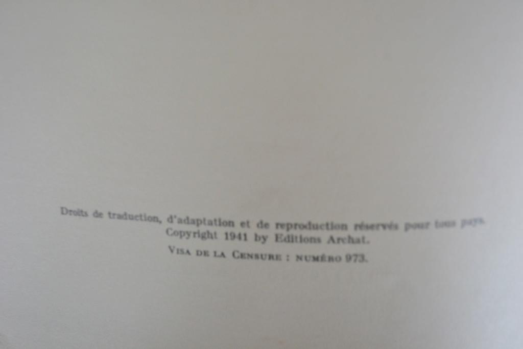 Livre CEUX DE L'ARTILLERIE Campagne de France 1940 édité en 1941. ESC - DEC 5 Dsc_0022