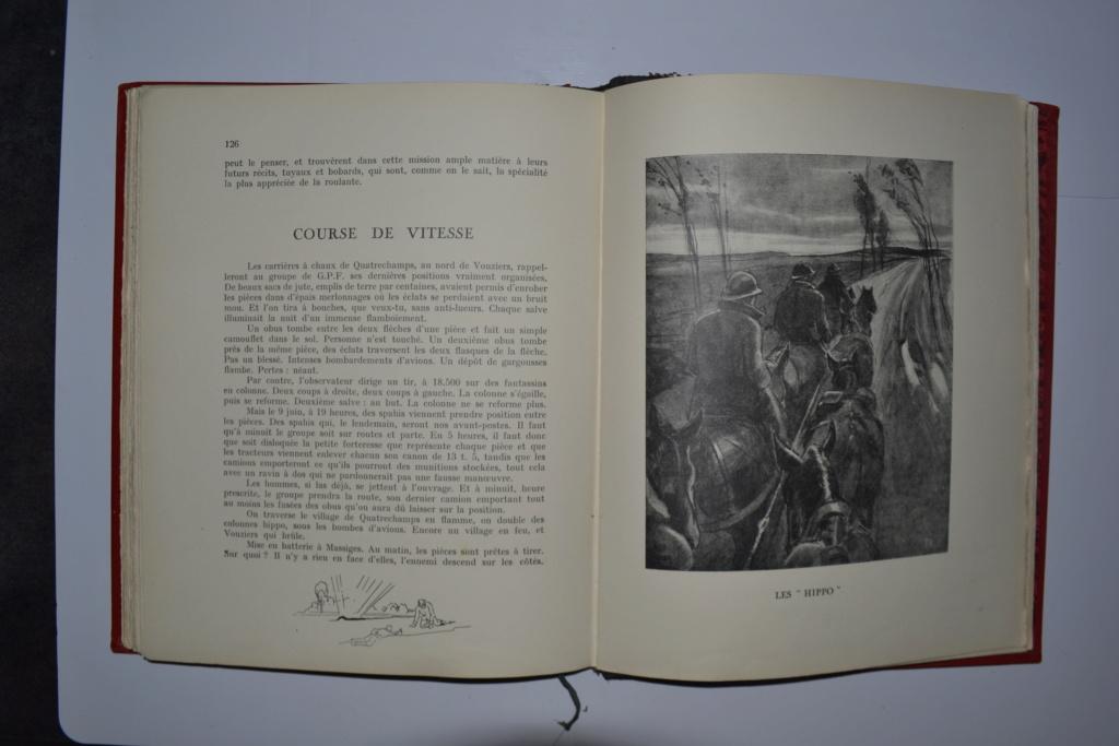 Livre CEUX DE L'ARTILLERIE Campagne de France 1940 édité en 1941. ESC - DEC 5 Dsc_0023