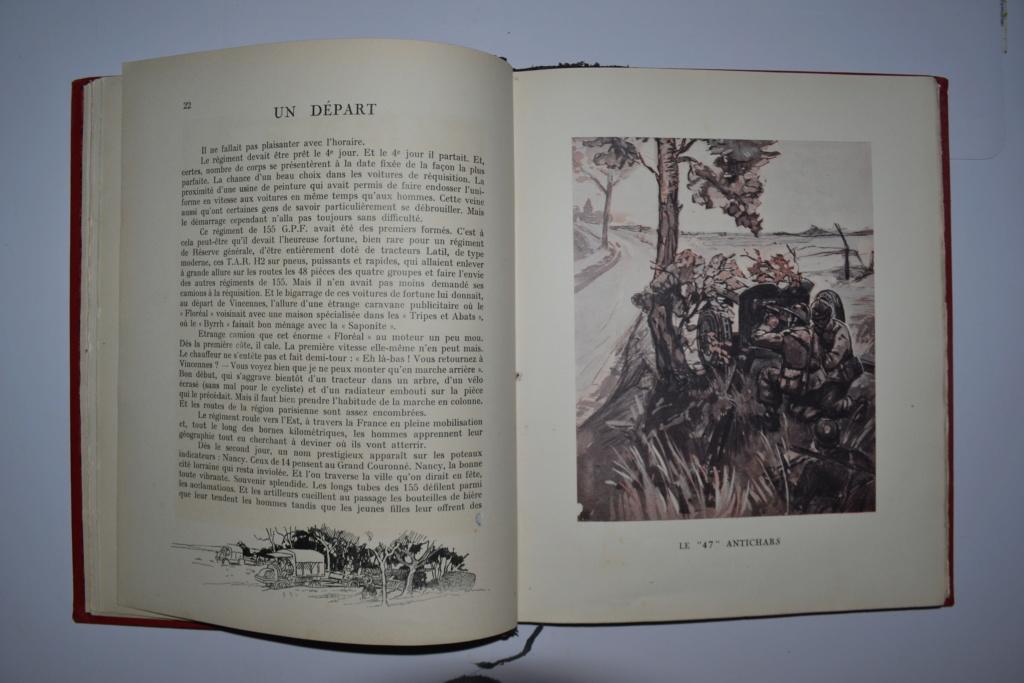 Livre CEUX DE L'ARTILLERIE Campagne de France 1940 édité en 1941. ESC - DEC 5 Dsc_0025