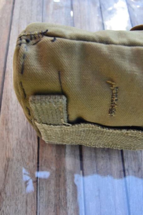 Ensemble après-guerre INDO/ALGERIE d'un même homme: vestes, pantalon, équipement cuir, gourde, rangers, chapeau de brousse, musette. AJOUT PHOTOS + BAISSE DE PRIX TERMINE-ALPINS-SEPT1 Dsc_2115