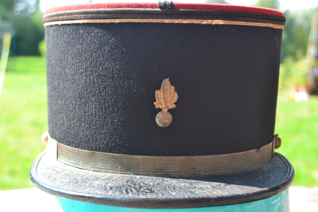 Képi sous-officier années 1930/1940 ETAT-MAJOR??? PRIX BAISSE ESC - SEPT 3 Dsc_2145