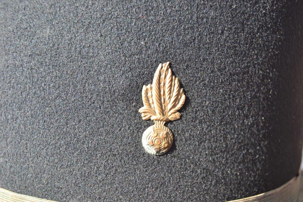 Képi sous-officier années 1930/1940 ETAT-MAJOR??? PRIX BAISSE ESC - SEPT 3 Dsc_2150