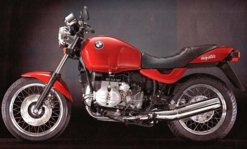 New BMW, leur première néo-retro  - Page 2 R100r210